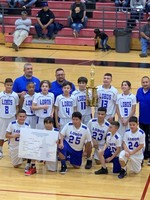 Hayden Junior High 7th Grade Win 2020 Basketball Championship Game in San Carlos