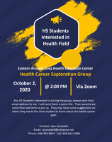 Health Career Exploration Group